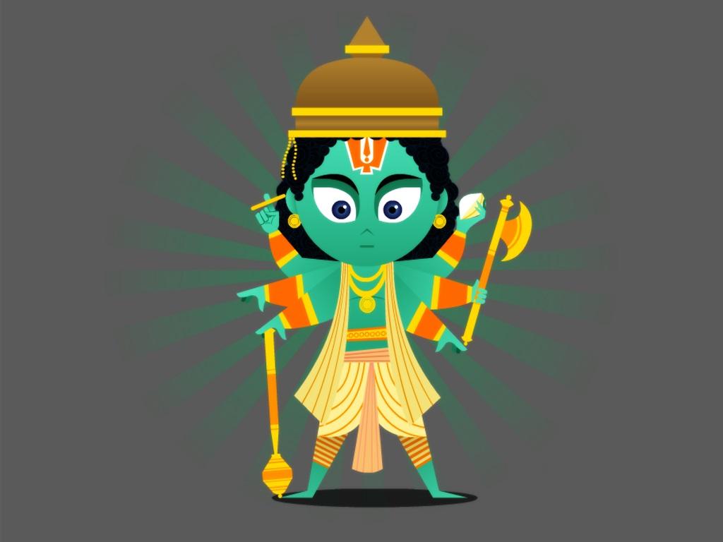 Lord Vishnu images, wallpapers, photos & pics, download Lord