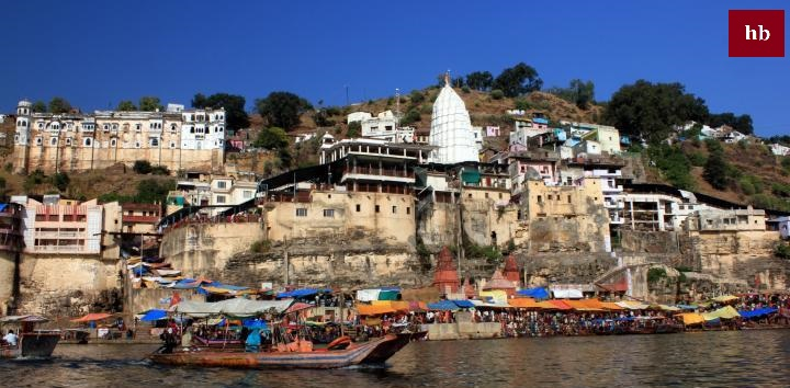 Omkareshwar_jyotirling_Temple
