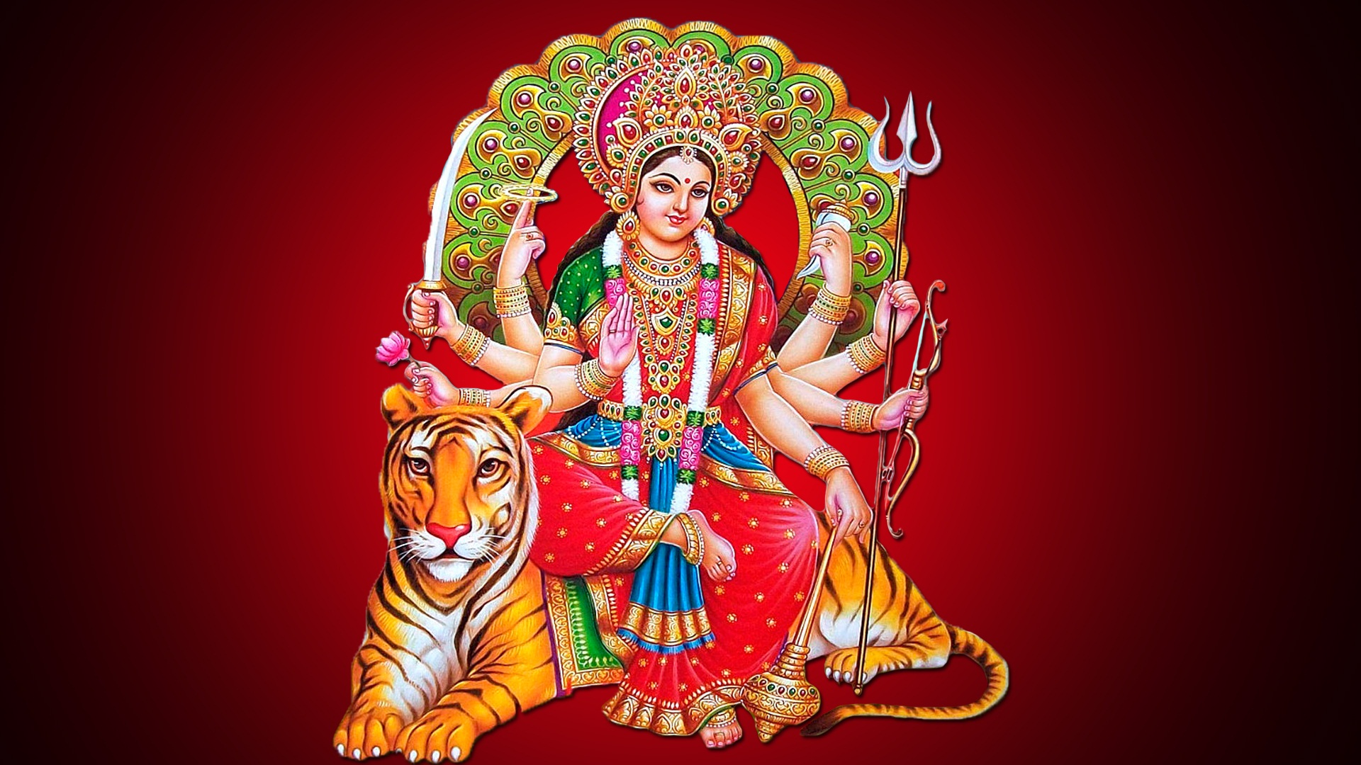 Durga maa photos hd