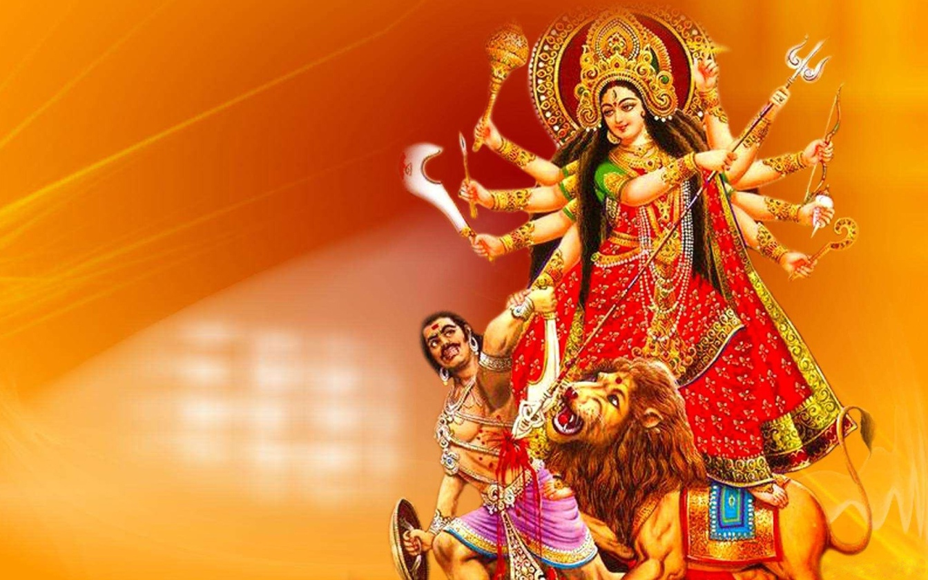 jai maa durga ki photo download