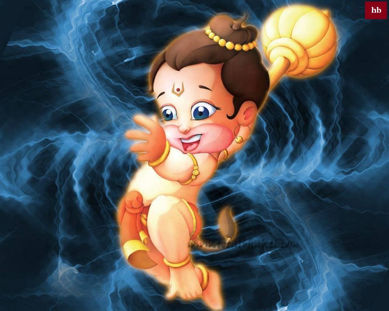 baal hanuman images