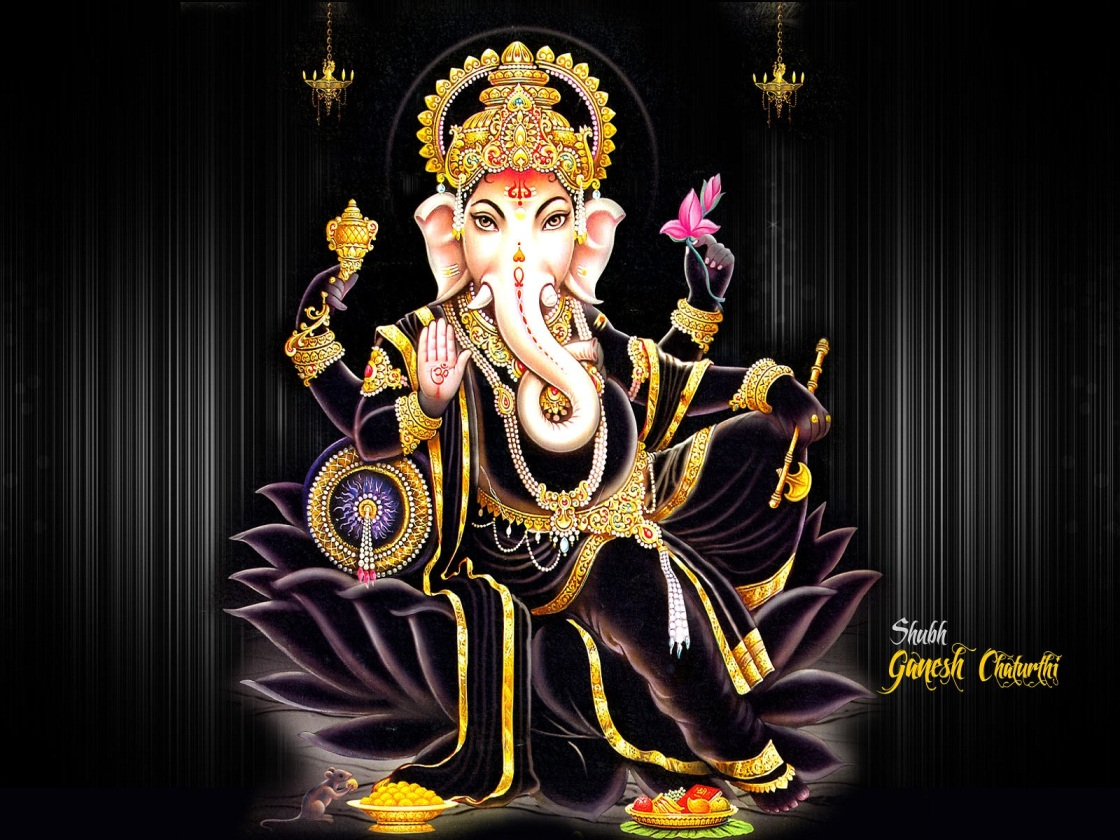 Lord Ganesha Hd Wallpapers: Lord Ganesha Images, Wallpapers, Photos & Pics, Download