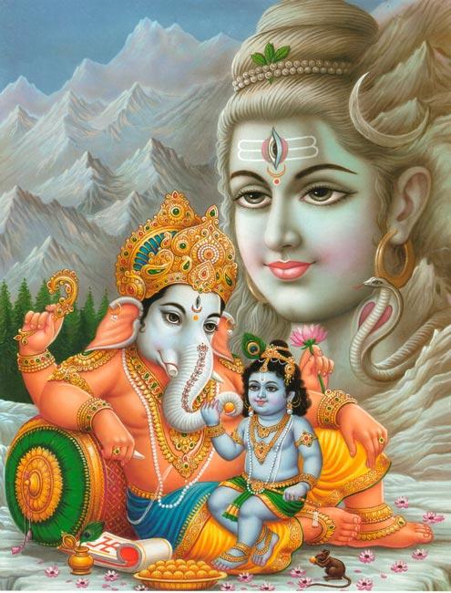 Lord Ganesha Images Wallpapers Photos Pics Download Vinayagar