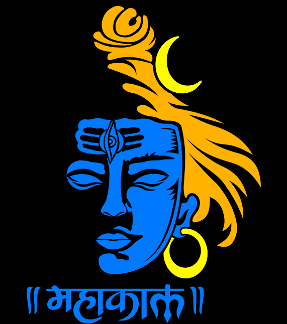 lord shiva face image