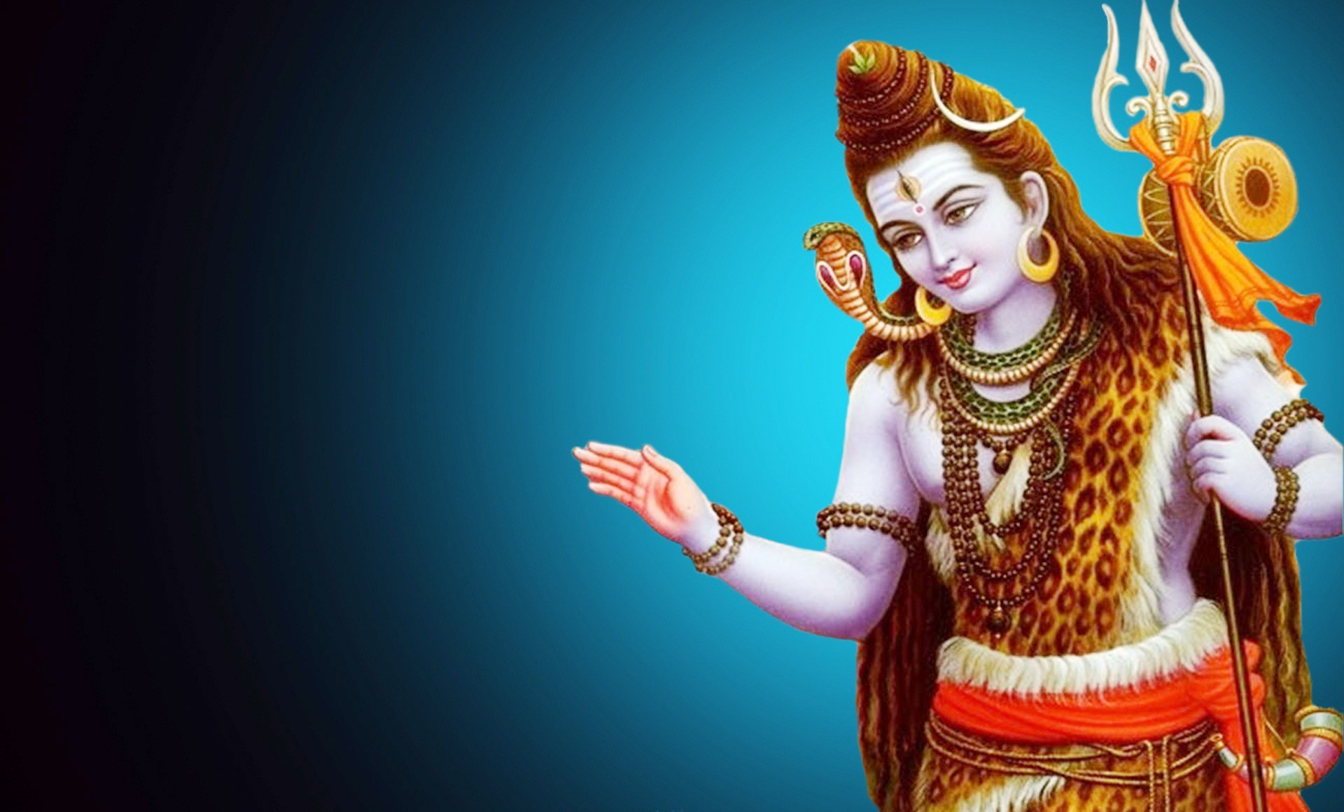 Full hd wallpaper of god shiva