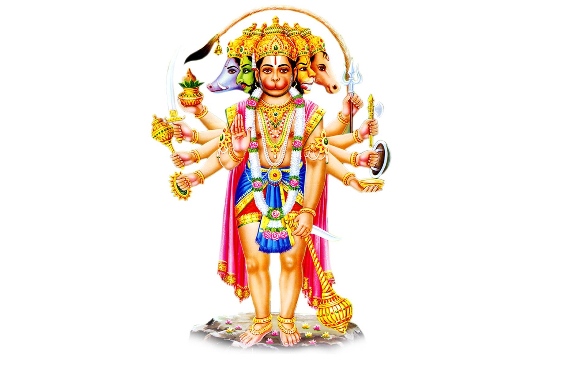 free panchmukhi hanuman