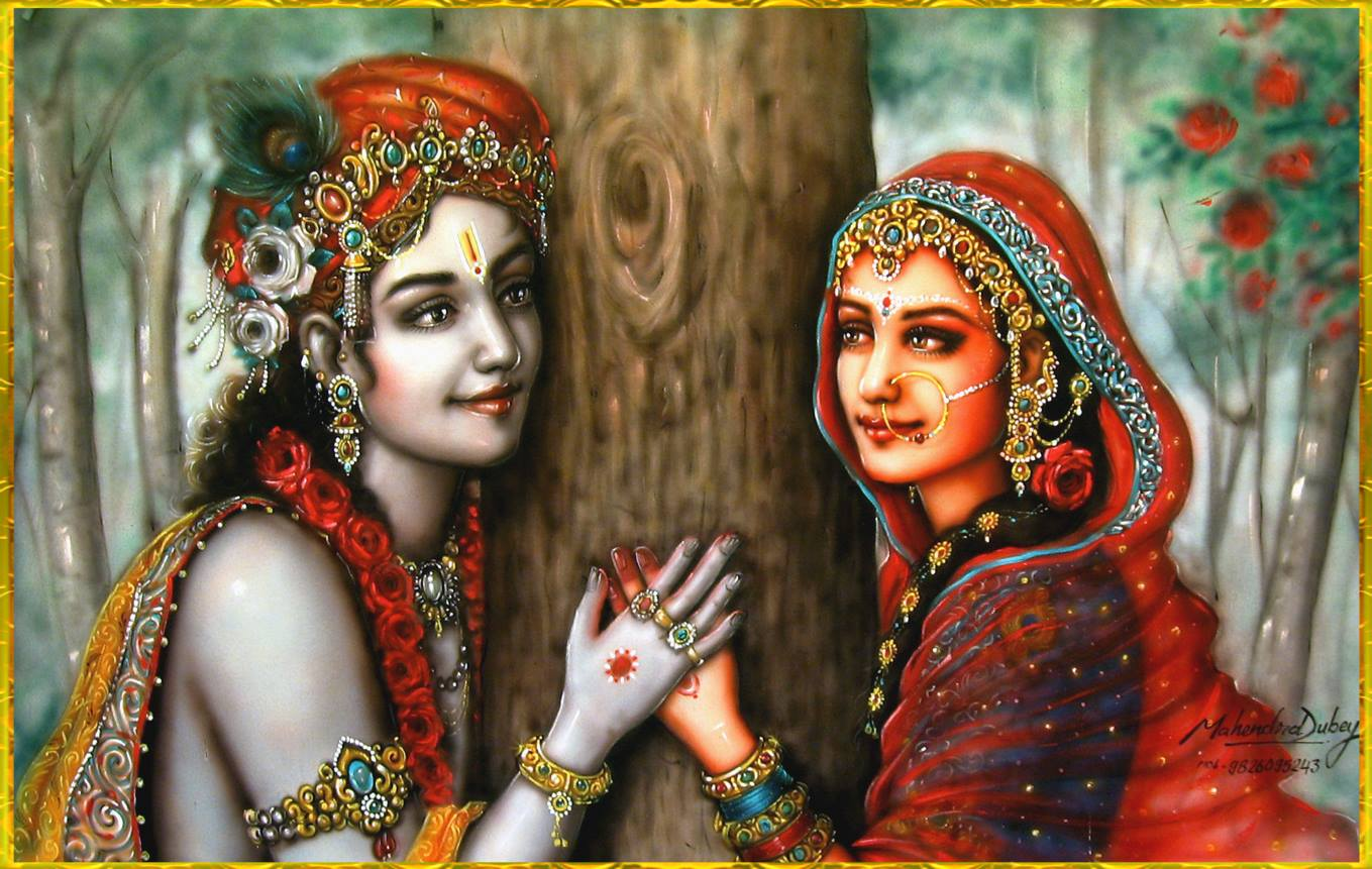 radha krishna images for mobile