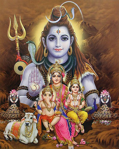 lord_shiva_family_picture