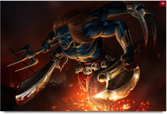 lord shiva rudra avatar images