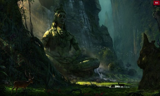 Lord Shiva Yoga Wallpapers