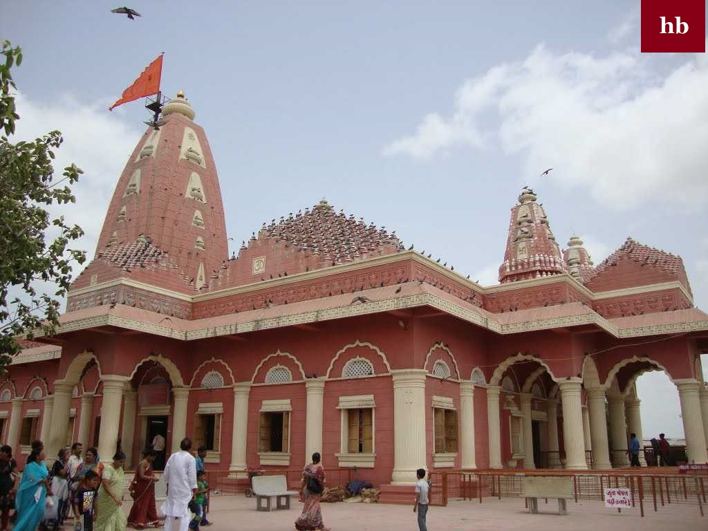 Nageshwar_Jyotirlinga_tmple