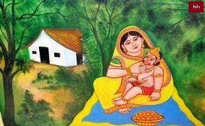 hanuman_birth_images