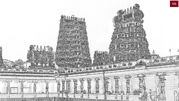 rameshwaran_temple_old_images