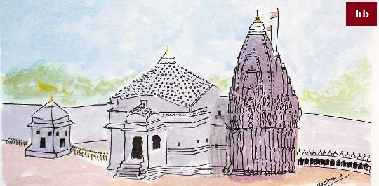 trimbakeshwar_jyotirlinga_temple_story